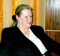 Елена Борисовна Бурлакова